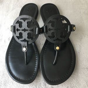 🖤 Tory Burch Miller Medallion Patent Leather 🖤